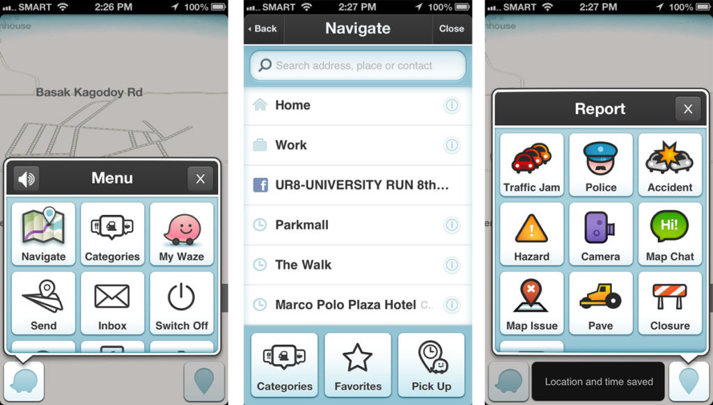 waze apk for android image